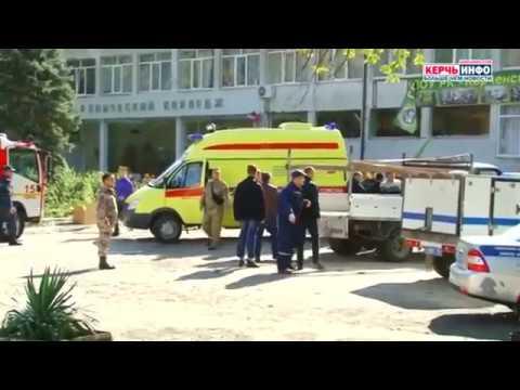 'Mass murder' at Crimean college