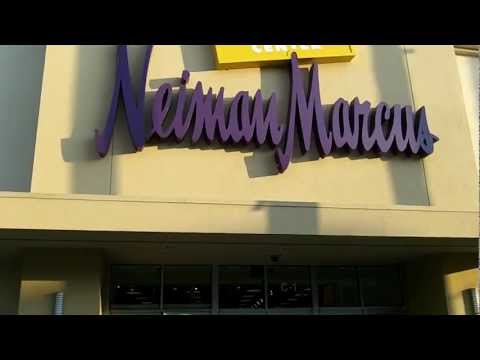 Neiman Marcus outlet at The Block. Orange, California.