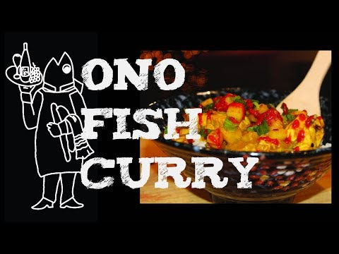 Wahoo Recipe? 🙂 How To Cook Ono Hawaiian Fish Curry Recipe