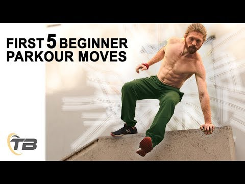 First 5 Beginner Parkour Moves - How To Get Started In Parkour ...