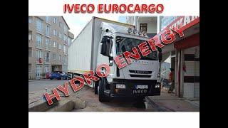iveco eurocargo 150E18 Hidrojen yakıt tasarruf cihazı montajı.