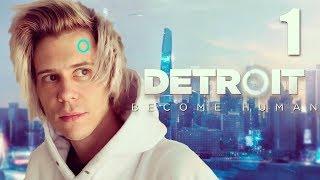 COMIENZA EL SALSEO | Detroit Become Human #1