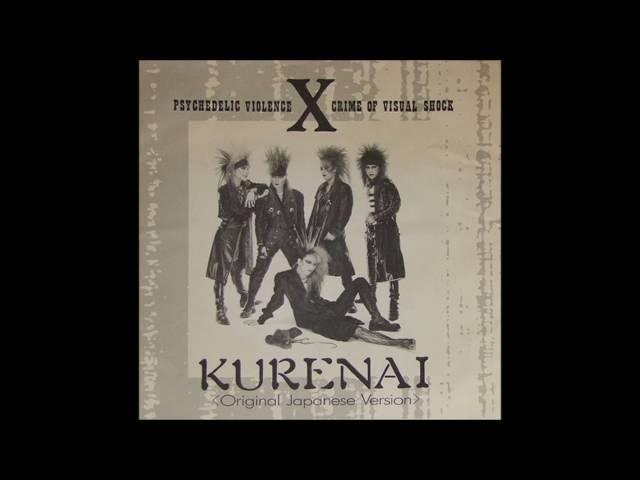 X-x-japan-kurenai