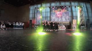 FDS   D4U Cup 22.5.2016 - Praha   Can't Stop Me 2. místo