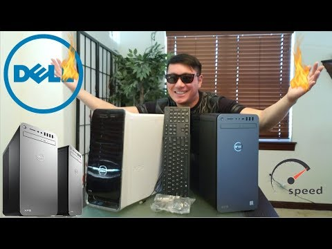 Download Dell Xps 8930 Gaming Pc Hands On Review Video 3GP