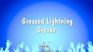 Greased Lightning - Grease (Karaoke Version)