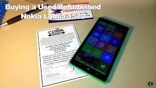 Buying a Nokia Lumia 1520 on eBay