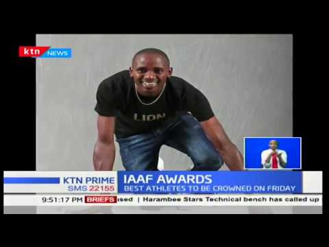 IAAF AWARDS: Mo Farah, Van Niekerk among finalists