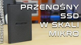 Transcend ESD220C - minimalistyczny zewnętrzny SSD - test i recenzja - VBT