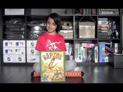 The Cardboard Kid - 014: Raptor