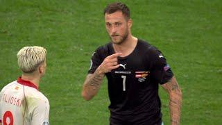 Arnautović Burno Proslavio Gol Protiv Makedonije   EURO 2020   SPORT KLUB FUDBAL