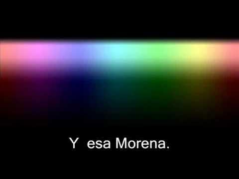 Baila Morena- Julio Inglesias(lyrics)