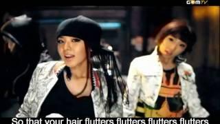 2NE1- Fire [Eng Sub] [MV]♬
