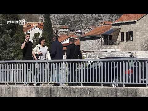 Januarske slike Trebinja (VIDEO)