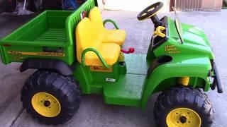 Peg Perego John Deere Gator HPX - 7 Year Kid Review
