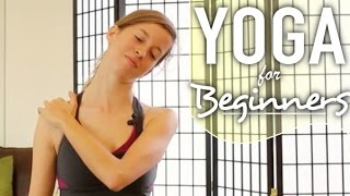 Yoga for Neck Tension, Shoulder Tension, Headaches