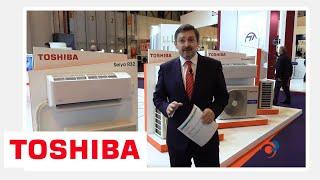 Toshiba Innovación En Aire Acondicionado En La Feria Climatización Y Refrigeración 2019
