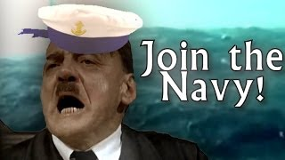 Hitler joins the navy (JennieParker87 Contest Entry)