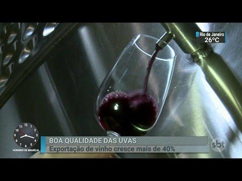 Vinhos brasileiros ganha reconhecimento internacional