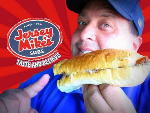 Jersey Mike's® Famous Steak Philly REVIEW!