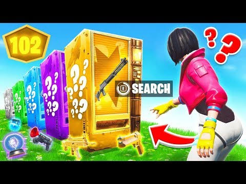 , title : 'Vending MACHINE ONLY World Cup QUALIFIERS *NEW* Game Mode in Fortnite Battle Royale'