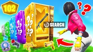 Vending MACHINE ONLY World Cup QUALIFIERS *NEW* Game Mode in Fortnite Battle Royale