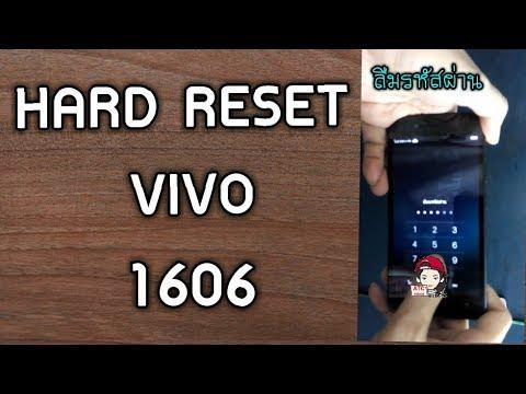 Vivo y55l password unlock || vivo pattern lock reset - Youtube Download