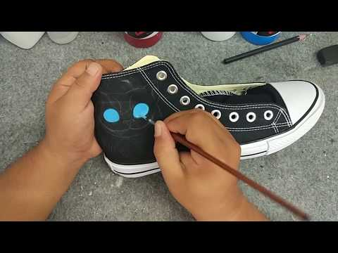 7a5b9bc58e7c Custom Design Hand Painted Canvas Shoes Sneakers Converse Vans. About this  booth. Logo thumb175. 0