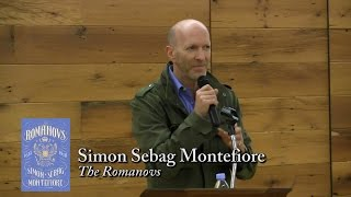 "Simon Sebag Montefiore, ""The Romanovs"""