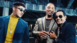 Descargar Está Rico Marc Anthony Will Smith Y Bad Bunny MP3 Gratis
