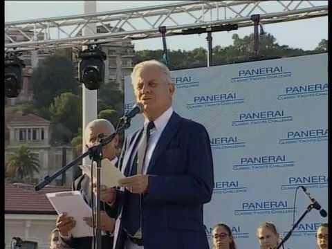 RADUNO VELE 2018 : IL SINDACO DI IMPERIA CLAUDIO SCAJOLA