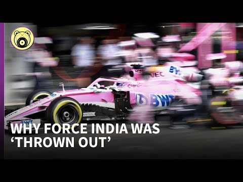 Why Force India was