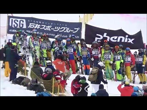All Japan Ski Technique Championship 2016 - Super Final (Men)