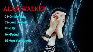Alan Walker - Kumpulan Lagu Lagu Terbaik (2019) Top 5 Of Alan Walker - Video Music Official
