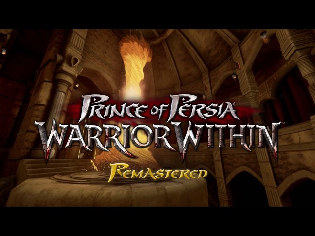 Prince of Persia Warrior Within Recreated in Unreal Engine 4, And It