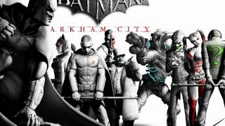 Batman: Arkham City: The Album - The Damned Things - Trophy Widow