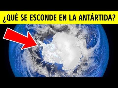Los 10 Objetos Más Raros Encontrados En La Antártida