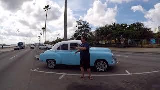 Cuban cars and a dance!