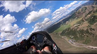 Gliding Low Save Over Jackson Hole - Far from Home!