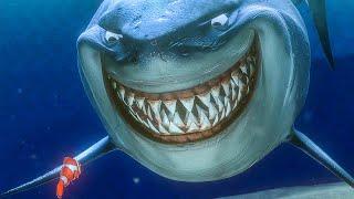 Fish Are Friends... Not Food! Scene - FINDING NEMO (2003) Movie Clip
