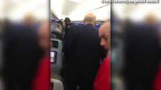 SEE IT  Former U S  Sen  Al D'Amato escorted off JetBlue flight after complaining about service 2