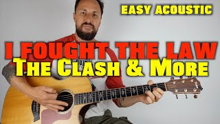 I Fought The Law Guitar Lesson