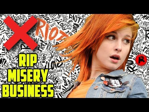 The Problem With Paramore Axing