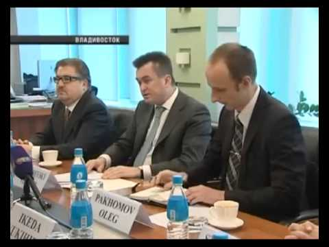 Совместные бизнес проекты Приморского края и префектуры Ниигата