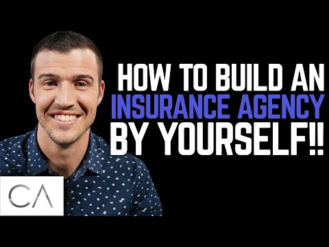 , title : 'How To Build An Insurance Agency By Yourself!!