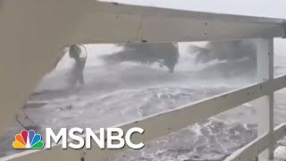 FEMA Will Remain Vigilant Until Dorian Over, Says Official | Morning Joe | MSNBC