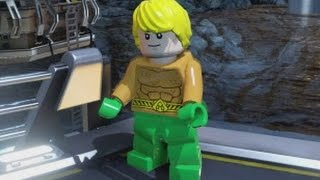 LEGO Batman 3 - The Batcave 100% Guide (All Collectibles)