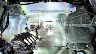 preview picture of video 'Gameplay Titanfall Beta Xbox One - Attrition su Angel City - Deathmatch a Squadre'