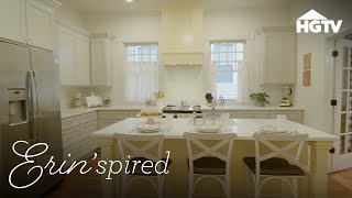 Erinspired | A Feminine Take On Craftsman Style - HGTV