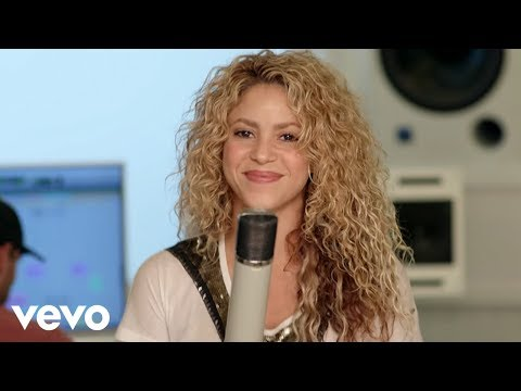 "Shakira - Try Everything (From ""Zootopia"") [Official Music Video]"